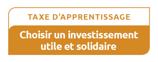 Signature taxe d'apprentissage